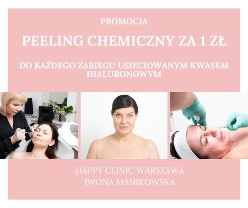 promocja happy clinic